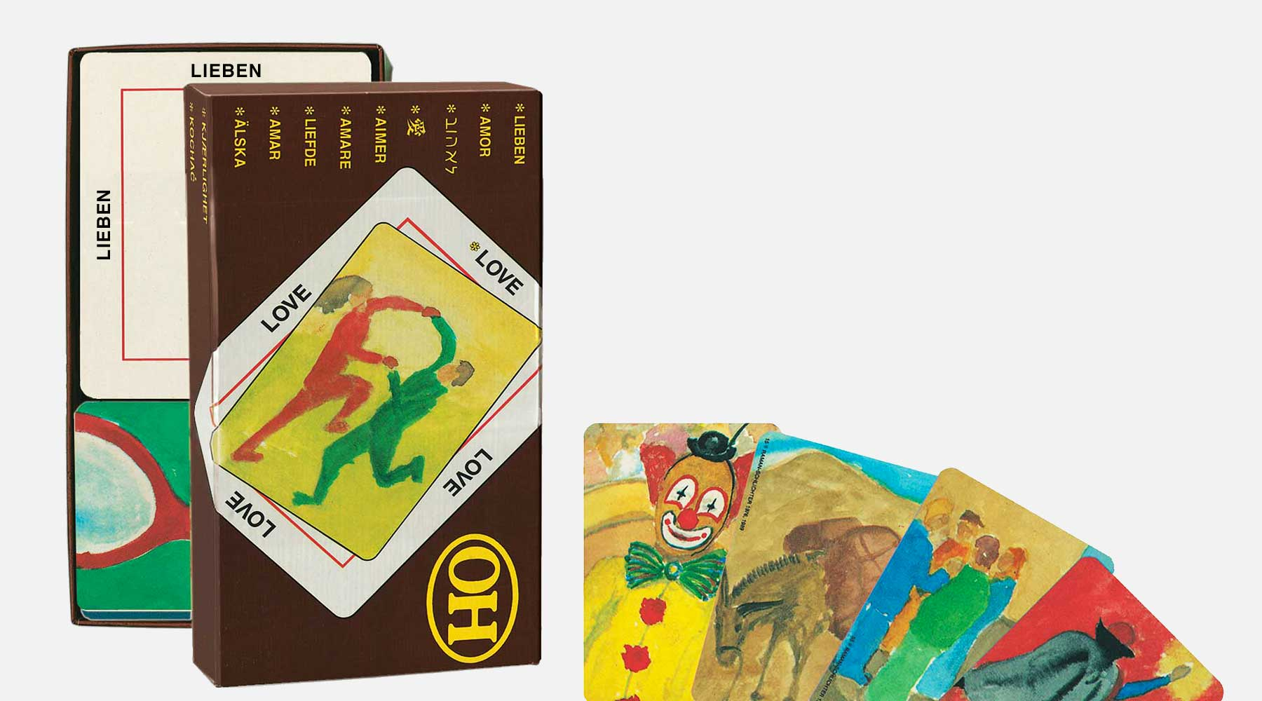 cards with pictures